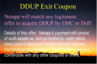Netapp coupon