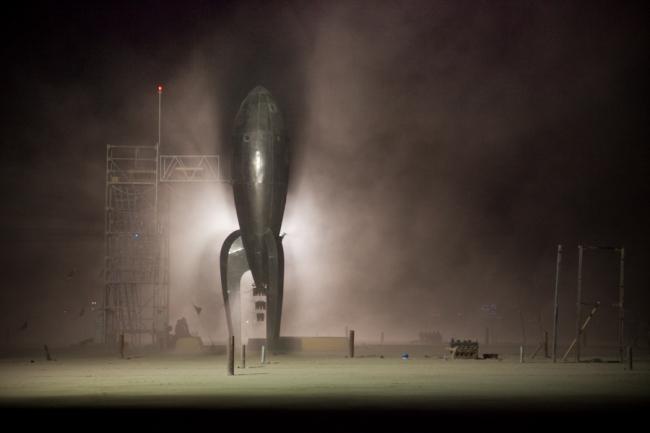 Gothic rocketship 4