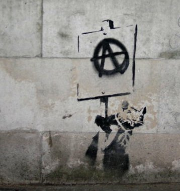 Banksy-rat-anarchy