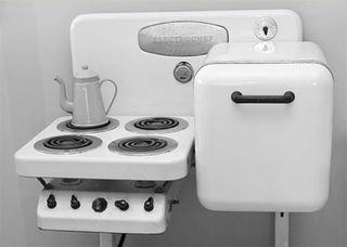 All-in-one-vintage-kitchen electrochef-