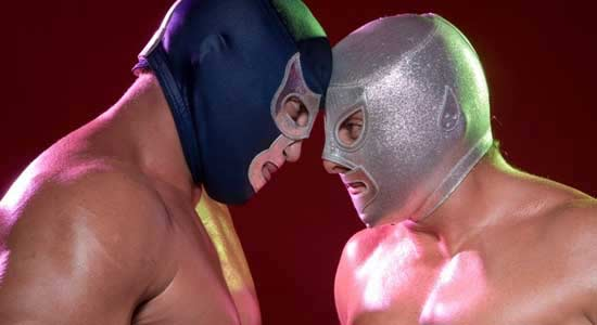 Lucha-libre-in-london