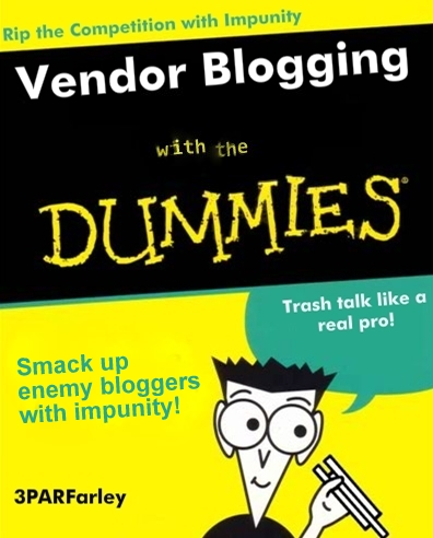 Vendor blogging for dummies edited